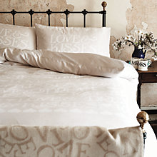 Buy Emma Bridgewater Toast Duvet Cover and Pillowcase Set Online at johnlewis.com