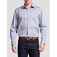 Buy Thomas Pink Ackerman Texture Classic Fit XL Sleeve Shirt Online at johnlewis.com