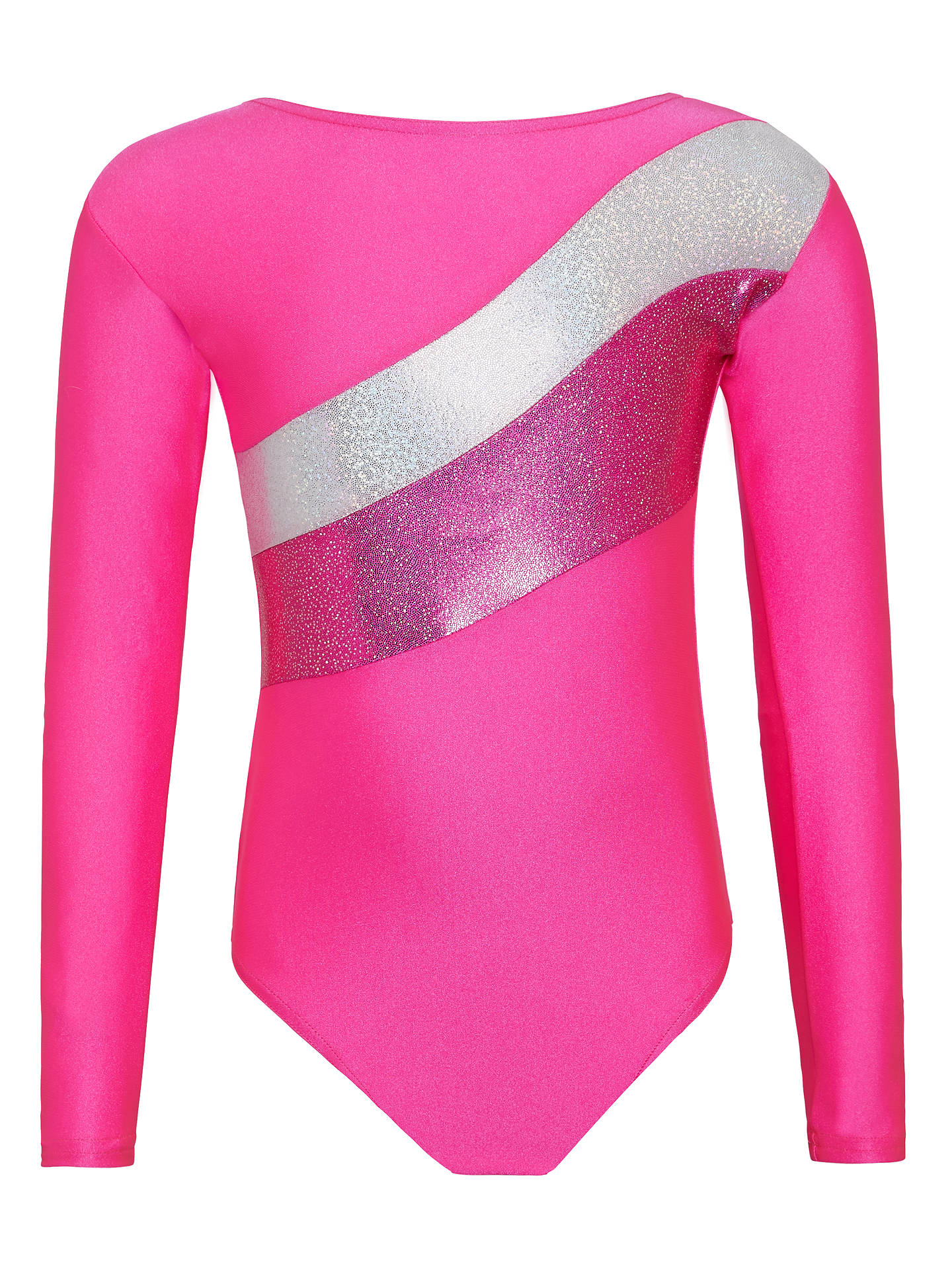 c15c279a2431 Tappers and Pointers Sparkling Stripes Gymnastics Leotard at John ...