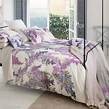 Buy Sanderson Wisteria Cotton Bedding Online at johnlewis.com