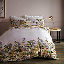 Buy Ted Baker Gem Garden Cotton Bedding Online at johnlewis.com