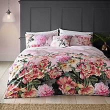 Buy Ted Baker Painted Posie Cotton Bedding Online at johnlewis.com