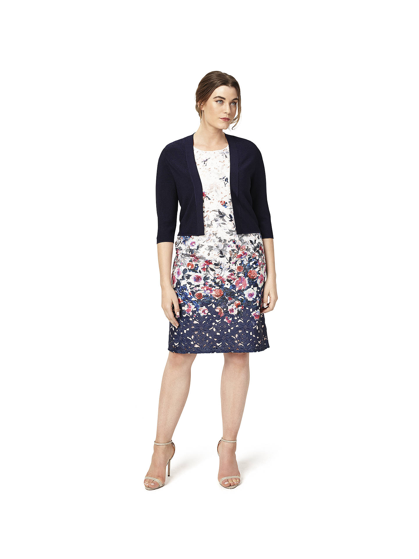 BuyStudio 8 Lottie Cover Up, Navy, 12 Online at johnlewis.com