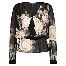 Buy Ghost Sheila Mubel Blouse, Multi Online at johnlewis.com