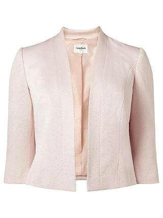 Buy Studio 8 Leanne Jacket, Blush, 12 Online at johnlewis.com