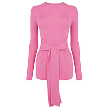 Buy Warehouse Tie Waist Jumper Online at johnlewis.com
