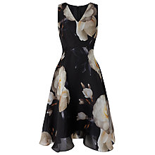 Buy Phase Eight Charlize Dress, Black Online at johnlewis.com