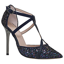 Buy KG by Kurt Geiger Bethy T-Bar Court Shoes Online at johnlewis.com