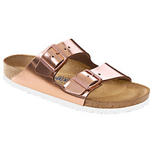 Buy Birkenstock Arizona Double Strap Sandals Online at johnlewis.com