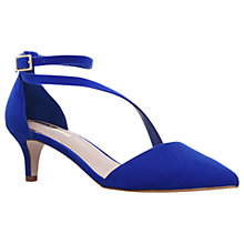 Buy Miss KG Archer Asymmetric Court Shoes, Blue Online at johnlewis.com