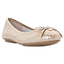 Buy Dune Hype Bow Ballet Pumps Online at johnlewis.com