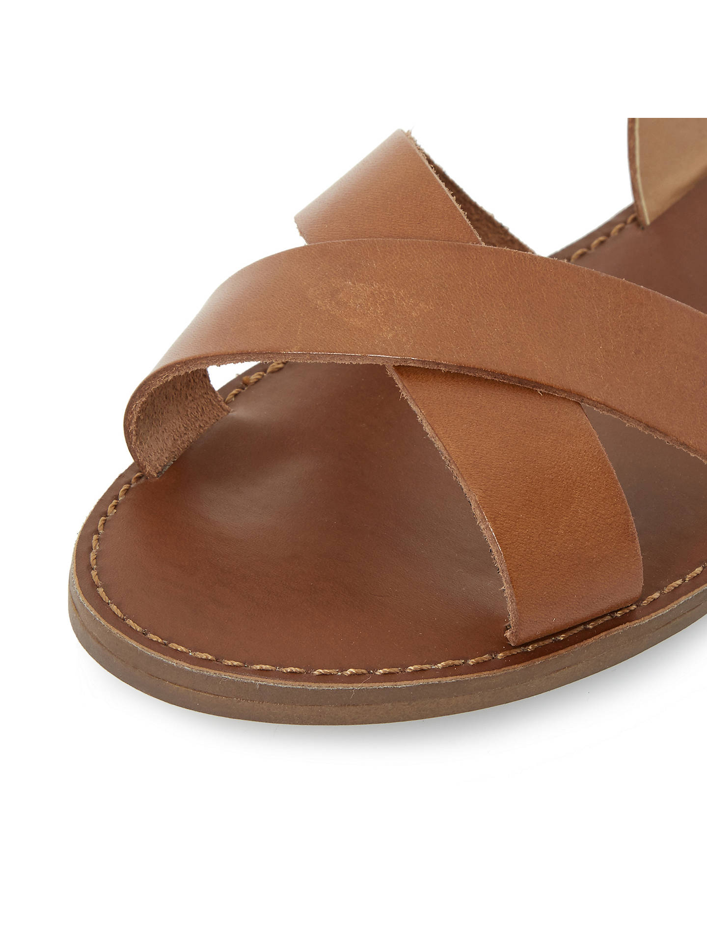 125c13b456f1 ... Buy Dune Laila Cross Vamp Leather Sandals