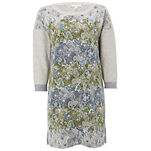 Buy White Stuff Petunia Tunic, Grey Online at johnlewis.com