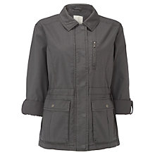 Buy White Stuff Utility Jacket, Grey Online at johnlewis.com