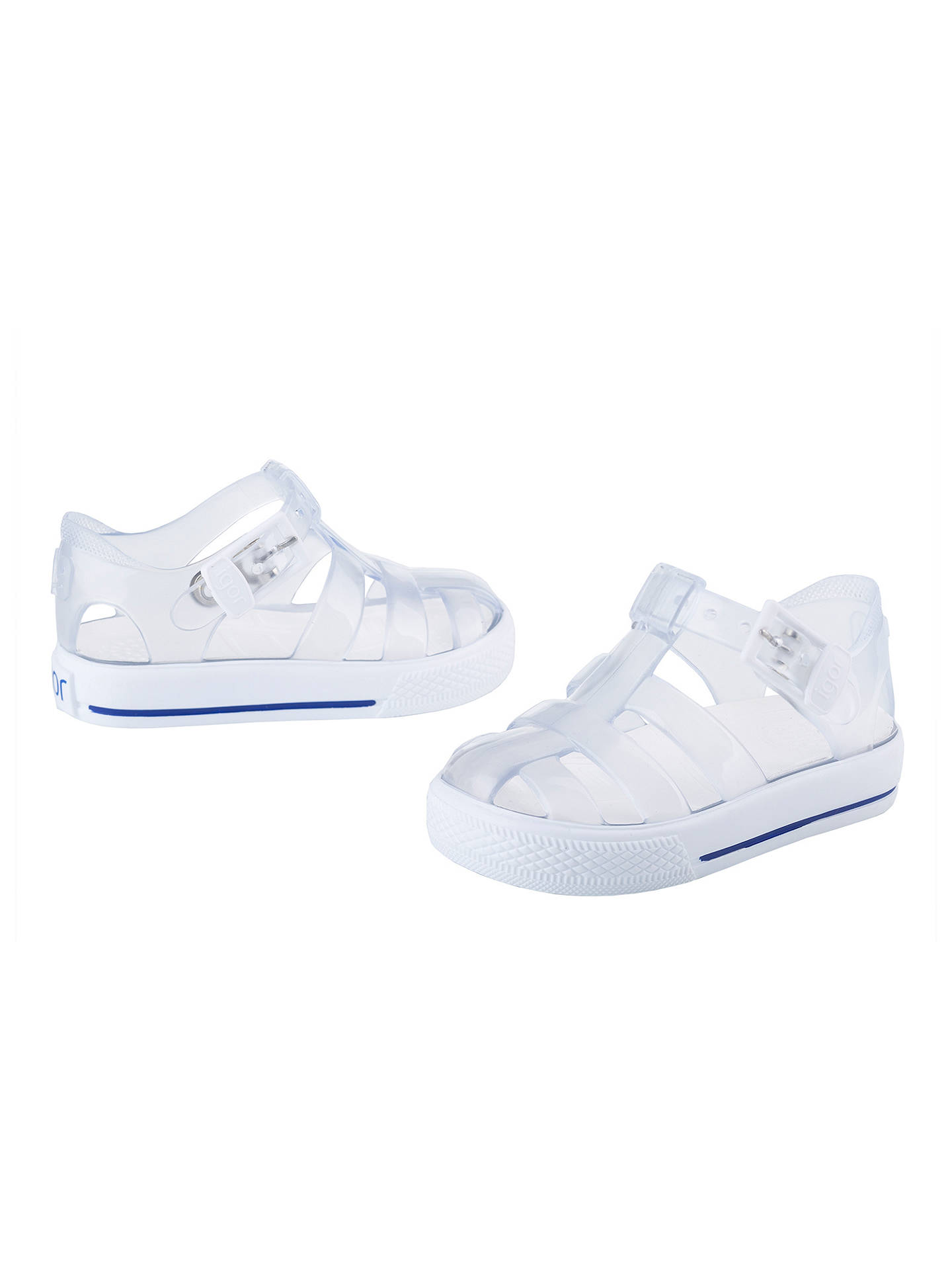 fba1e7e34357 IGOR Children s Tenis Jelly Shoes at John Lewis   Partners