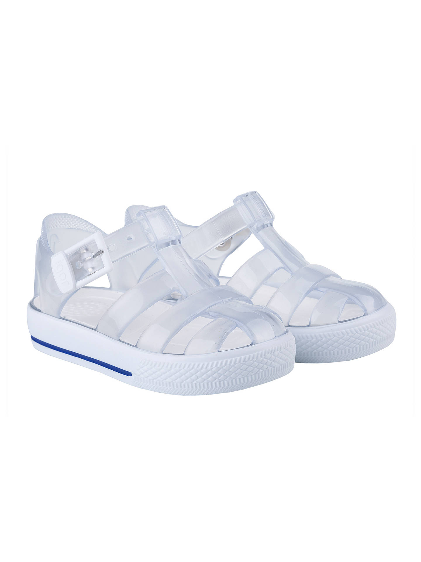 de634d4b6074 IGOR Children s Tenis Jelly Shoes at John Lewis   Partners