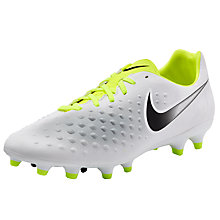 Buy Nike Magista Onda II Firm-Ground Football Boots Online at johnlewis.com