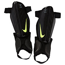 Buy Nike Children's Protegga Flex Football Shin Pads, Black Online at johnlewis.com