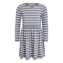 Buy John Lewis Girls' Striped Dress Online at johnlewis.com