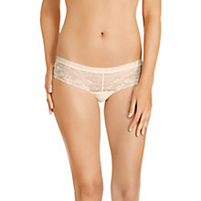 Buy Bonds Racy Lacies Hot Shortie Briefs, Pink Icing Online at johnlewis.com