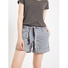 Buy AND/OR Cargo Shorts, Dark Blue Online at johnlewis.com
