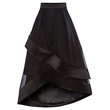 Buy Coast Lorenza Drape Skirt Online at johnlewis.com