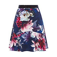 Buy Coast Dayna Print Skirt, Multi Online at johnlewis.com