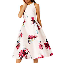 Buy Coast Minerva Floral Dress, Multi Online at johnlewis.com