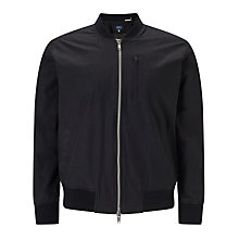 Buy Levi's Made & Crafted Bomber Jacket, Black Online at johnlewis.com