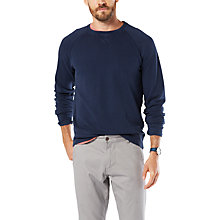 Buy Dockers Premium Crew Neck Sweatshirt Online at johnlewis.com