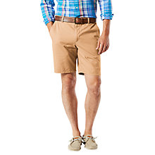 Buy Dockers Broken Cotton Shorts Online at johnlewis.com