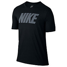 Buy Nike Dry Block Training T-Shirt Online at johnlewis.com