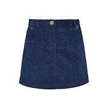 Buy John Lewis Girls' Corduroy Skirt Online at johnlewis.com