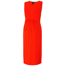 Buy Isabella Oliver Coraline Maternity Dress, Cherry Red Online at johnlewis.com