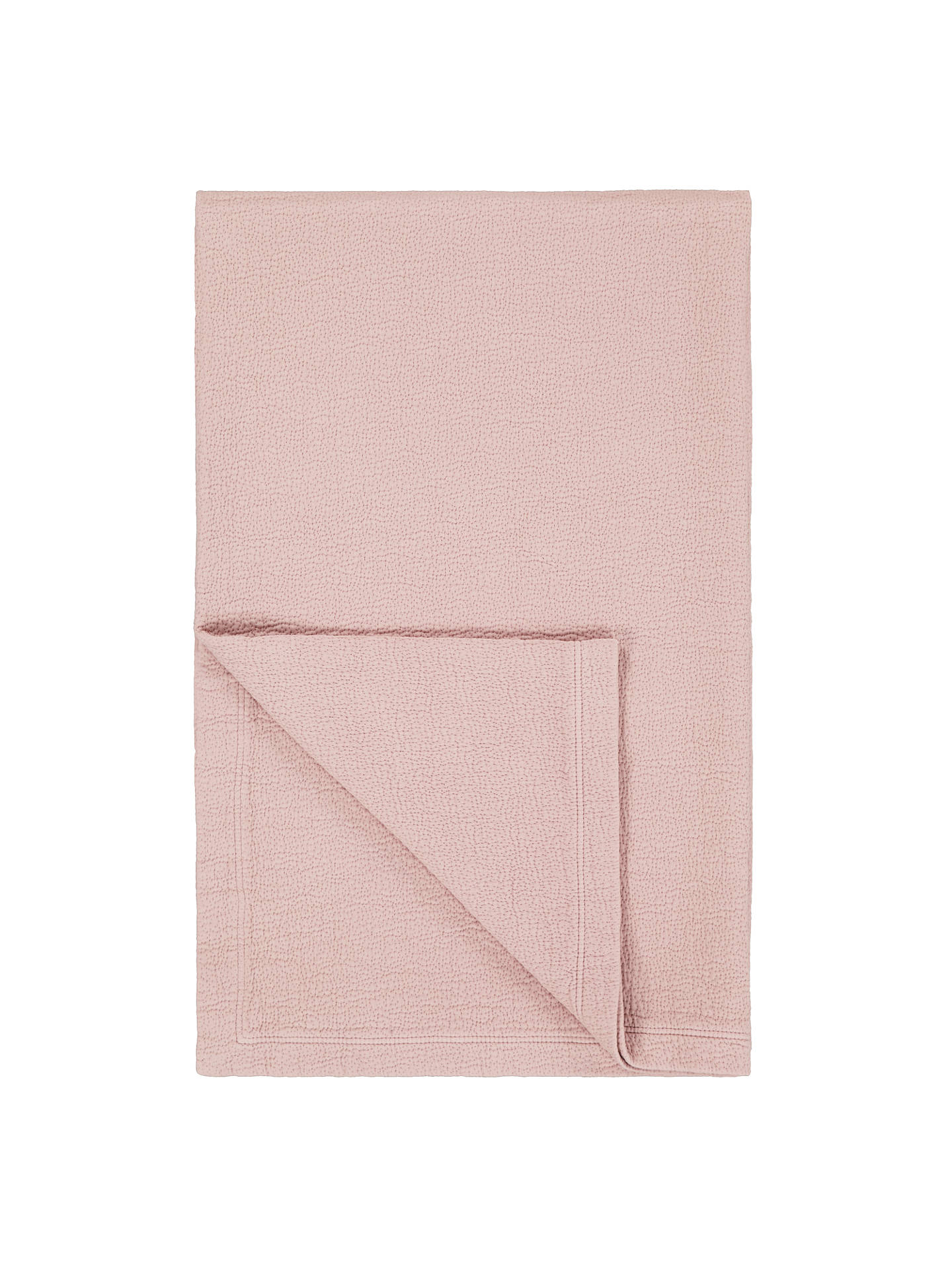 BuyDesign Project by John Lewis No.019 Throw, L200 x W150cm, Plaster Online at johnlewis.com