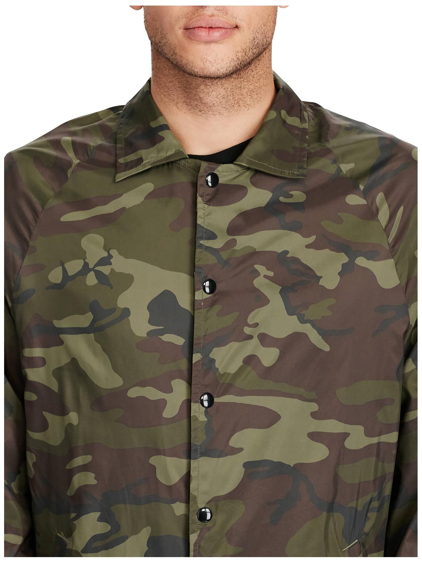 4e5a23214d4 BuyDenim   Supply Ralph Lauren Camo Windbreaker Jacket