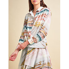 Buy Modern Rarity Wrap Blouse, Waterfall Online at johnlewis.com
