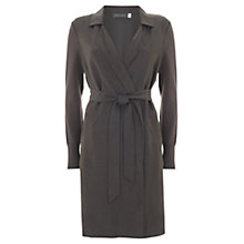 Buy Mint Velvet Longline Duster Cardigan, Grey Online at johnlewis.com
