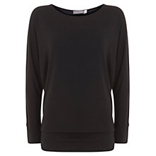 Buy Mint Velvet Neck Batwing T-Shirt Online at johnlewis.com