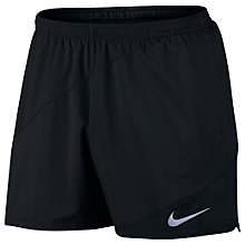 "Buy Nike Flex 5"" Running Shorts, Grey Online at johnlewis.com"