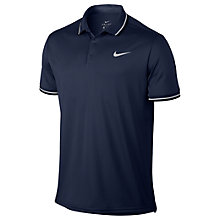 Buy Nike Court Dry Tennis Polo Shirt Online at johnlewis.com