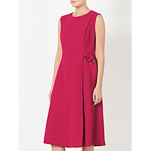 Buy John Lewis Wrap Fit And Flare Dress Online at johnlewis.com