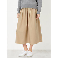 Buy Kin by John Lewis Poplin Full Skirt Online at johnlewis.com