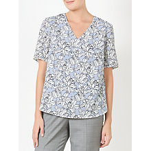 Buy John Lewis Elsie Floral Top Online at johnlewis.com