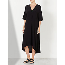 Buy Kin by John Lewis Kimono Style Dress, Black Online at johnlewis.com