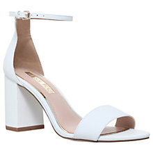 Buy Miss KG Gazette Block Heeled Sandals Online at johnlewis.com
