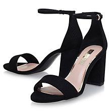 47cb82e0863 ... Buy Miss KG Gazette Block Heeled Sandals Online at johnlewis.com