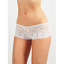 Buy DKNY Classic Lace Boy Shorts Online at johnlewis.com