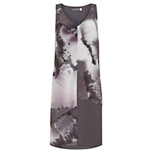 Buy Mint Velvet Florrie Print Cocoon Dress, Multi Online at johnlewis.com
