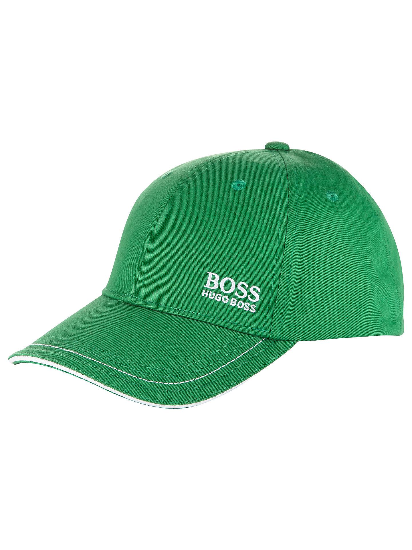 BuyBOSS Green Pro Golf Branded Baseball Cap 8d49b77df29
